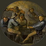 Mauritshuis - Pieter Jansz Quast - The Card Players