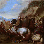 Mauritshuis - Anonymous (Italy) - Battle Scene
