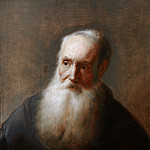 Jan Lievens - 'Tronie' of an Old Man, Mauritshuis