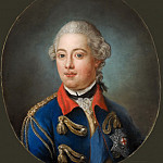 Mauritshuis - Anonymous (Northern Netherlands) - Portrait of Prince William V (1748-1806)