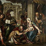 Mauritshuis - Paolo Farinato - The Adoration of the Magi