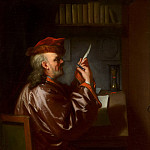 Philip van Dijk - The Bookkeeper, Mauritshuis