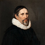 Jan Westerbaen the Elder - Portrait of Arnoldus Geesteranus , Mauritshuis
