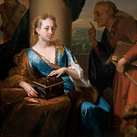 Mauritshuis - Godfried Schalcken - A Useless Moral Lesson