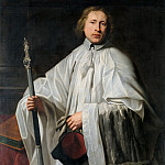 Mauritshuis - Philippe de Champaigne (circle of) - Portrait of Jacobus Govaerts (b. 1635/36)