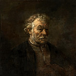 Mauritshuis - Rembrandt van Rijn (attributed to) - Study of an Old Man