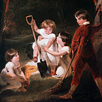 Part 4 - Sir Thomas Lawrence (1769-1830) - The Angerstein Childrens
