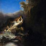 Part 4 - Rembrandt (1606-1669) - The Rape of Proserpine