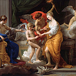 The Marriage of Cupid with Psyche, Pompeo Girolamo Batoni