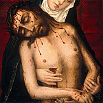 Part 4 - Netherlands - Diptych of Guilelmus Scultetus - Pieta