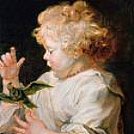 Rubens - Boy with Bird, Part 4