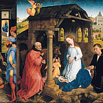 Rogier van der Weyden – The Middelburg Altar, Part 4