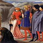 Part 4 - Tommaso Masaccio (1401-1428) - Predella panel from the Pisa Altar - Adoration of the Magi