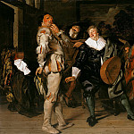 Pieter Codde - Actors Wardrobe, Part 4