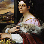Sebastiano del Piombo - Portrait of a young Roman, Part 4