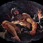 Sebastiano Ricci - The Olympian gods - Pluto, Part 4