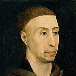Part 4 - Rogier van der Weyden (follower) - Philip the Good, Duke of Burgundy