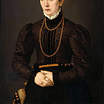 Part 4 - Nicolas Neufchatel (c.1527-c.1590) - Portrait of a Woman
