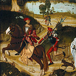 Nurnbergisch master - c.1510 - Mercenaries on the run from the death, Part 4