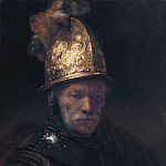 Part 4 - Rembrandt (circle) - The Man with the Golden Helmet