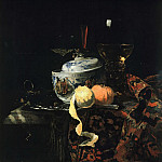 Part 4 - Willem Kalf (1619-1693) - Still life with Chinese porcelain