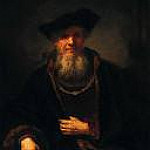 Part 4 - Rembrandt (1606-1669) - Portrait of a man (attr.)