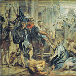 Part 4 - Peter Paul Rubens (1577-1640) - Taking Paris