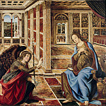 Part 4 - Piero del Pollaiuolo (1443-1496) - The Annunciation