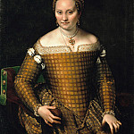 Part 4 - Sofonisba Anguisciola (c.1530-1623) - Portrait of a young woman
