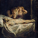Rubens – The Lamentation, Part 4