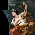 Part 4 - Sebastiano Ricci (1659-1734) - The Olympian gods - Diana