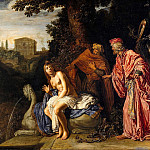 Part 4 - Pieter Lastman (1583-1633) - Susanna and the Elders
