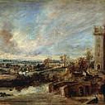 Part 4 - Rubens (1577-1640) - Landscape with Tower
