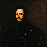 Part 4 - Tizian (1488-90-1576) - Portrait of a bearded young man