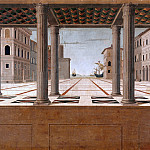 Francesco di Giorgio Martini - Architectural Veduta, Part 4