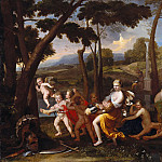 Nicolas Poussin - Rinaldo and Armida, Part 4
