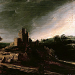 Part 4 - Peter Paul Rubens (1577-1640) - The landscape with the gallows