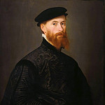 Part 4 - Nicolas Neufchatel (c.1527-c.1590) - Portrait of a man