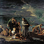 Salvator Rosa - Pythagoras and the Fishermen, Part 4