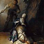 Rembrandt – Samson and Delilah, Part 4