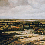 Part 4 - Philips Konink (1619-1688) - Dutch flat landscape