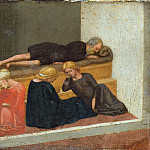 Part 4 - Tommaso Masaccio (1401-1428) - Predella panel from the Pisa Altar