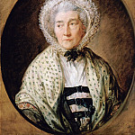 Part 4 - Thomas Gainsborough (1727-1788) - Mrs. Robert Hingston