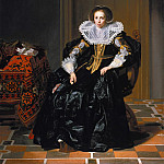 Part 4 - Thomas de Keyser (1596-97-1667) - Portrait of a Lady
