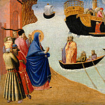 Part 4 - Pietro di Giovanni (c.1410-1449) - A Miracle of St. Augustine