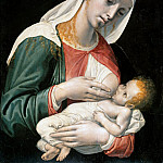 Part 4 - Peter de Kempeneer (1503-1580) - Maria with the child