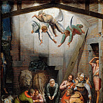 Part 4 - Peter de Kempeneer (1503-1580) - The Adoration of the Shepherds