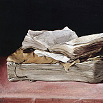 Part 4 - Spanien - Still Life with Books