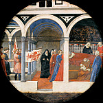 Nativity, Tommaso Masaccio