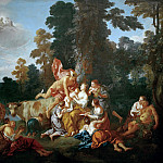 Part 4 - Troy, Jean-Francois de (1679–1752) - The Education of Bacchus